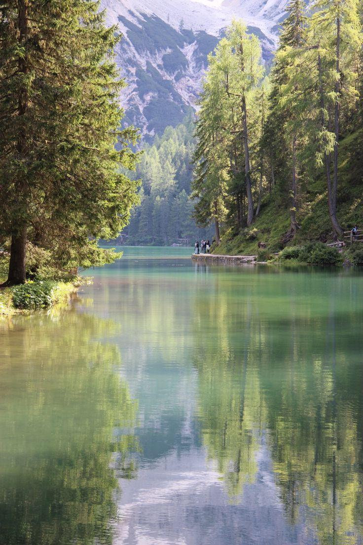 lago di Braies, Bolzano #braies