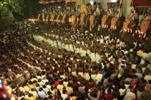 Festivals and Events: What's On in India in March 2016: Arattupuzha Pooram