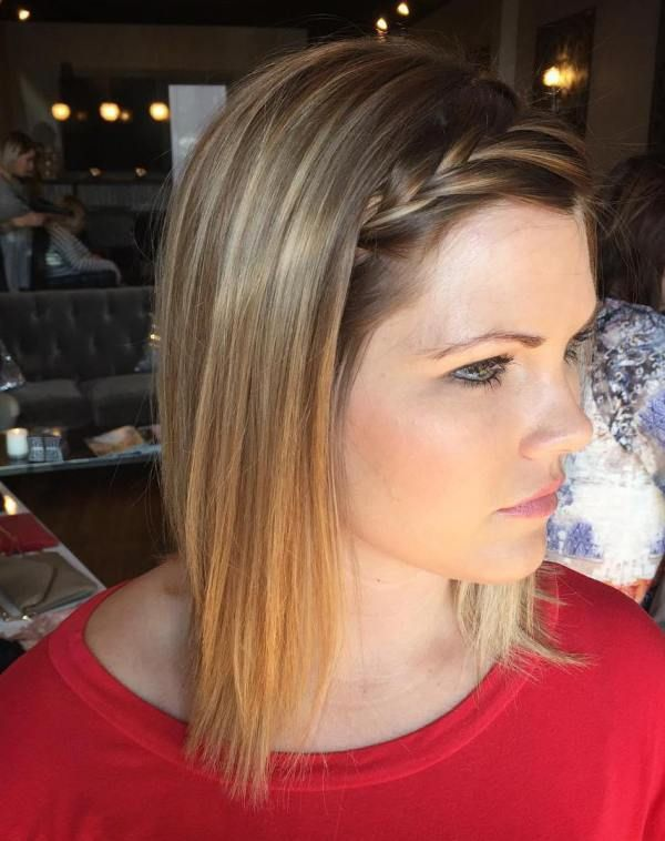 Cool Haircuts For Fine Hair : Darn cool medium length hairstyles for thin hair fine
