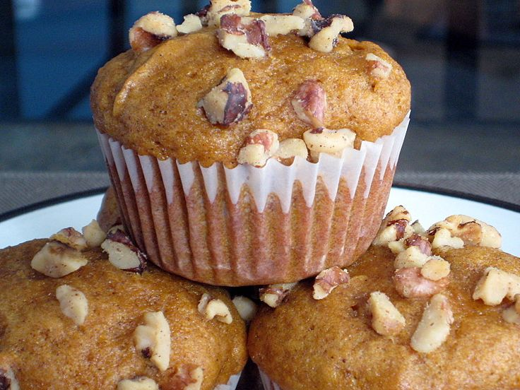 Pumpkin cream cheese muffins | Everything Pumpkin | Pinterest
