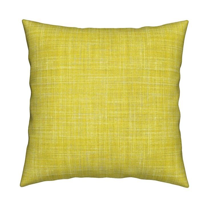 Linen Chartreuse by joanmclemore