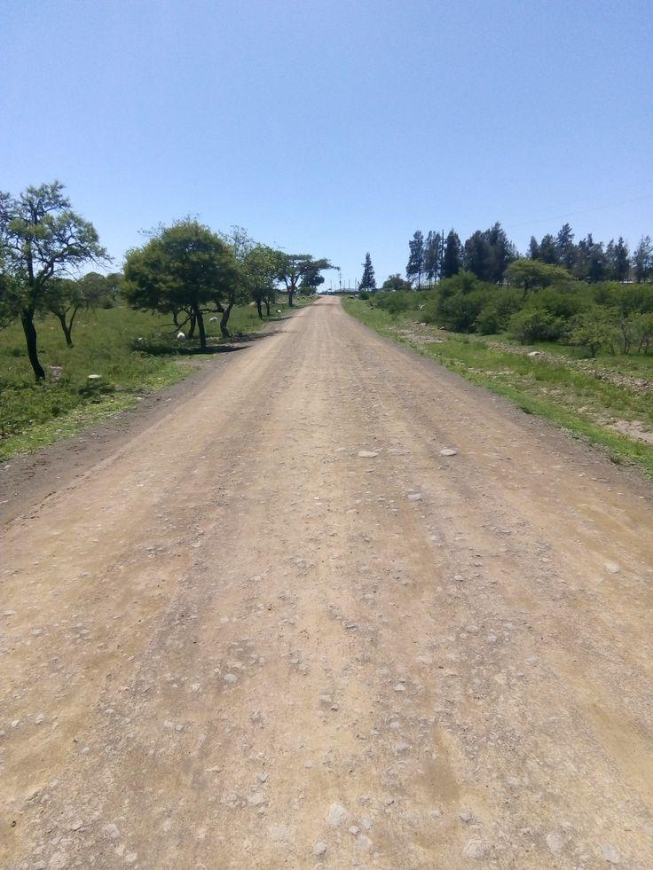 Road to Annieville Senior Secondary School