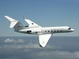 Bildergebnis für gulf stream airplane