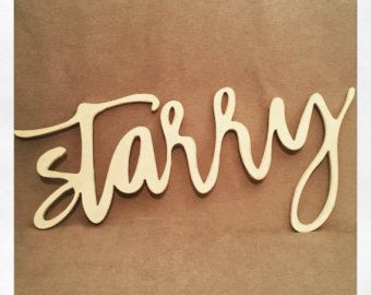 Nursery wall letter names, wooden script letters, wooden letters, wood letters word photo props, wooden names. No jagged edges! This wooden cutout is approximately 12-14 inches tall and 36 inches wide. It makes the perfect addition to any photo shoot  Nearly endless number and letter combinations are available. More listings coming soon! Please send a custom Order request if you do not see what you need!  Photo props are made from 1/2 inch plywood. We machine these with our CNC machine a...