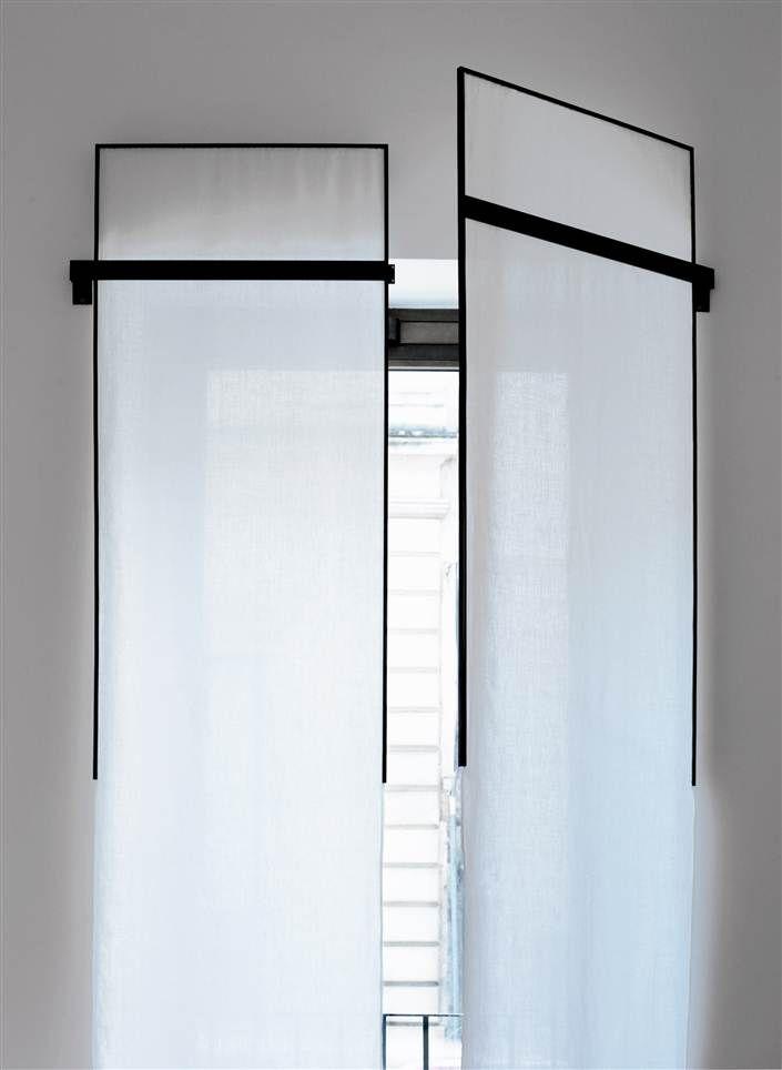 Antonio Citterio - best window treatments ever