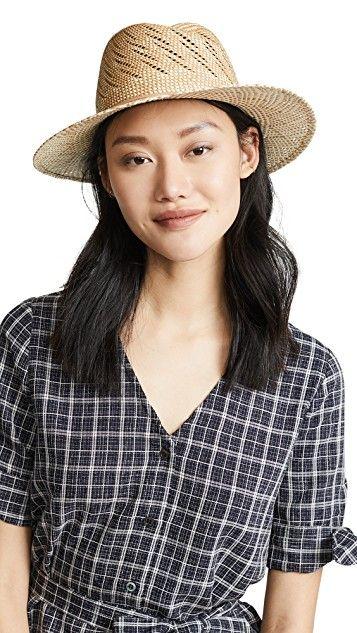 Rag   Bone Zoe Straw Hat c0788ef95651