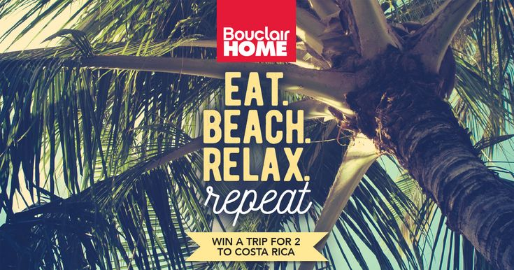 Win a trip for 2 to Costa Rica. {{user.share_url}}