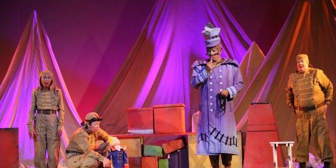 Memórias de Um Pequeno Grande Príncipe – Teatro Laura Alvim