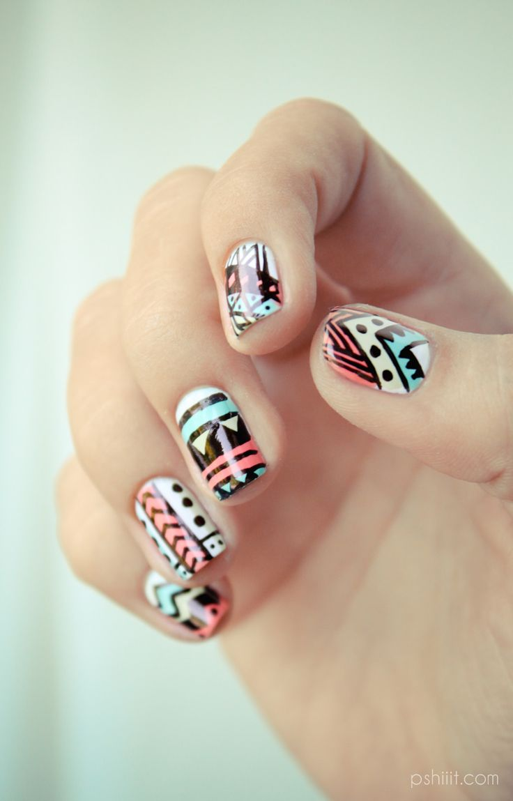 1000+ Images About Native American Nail Design On