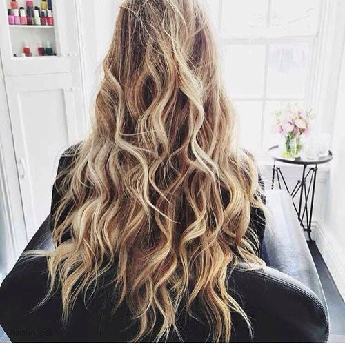 Image result for blonde brown beach hair