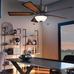 Personal Office Lighting Fixture – Kichler – Cates Collection