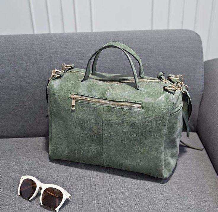 Weekend Getaway Shoulder Bag