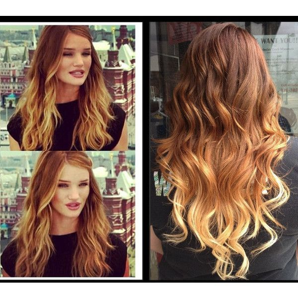 17 Best Ideas About Light Brown Ombre Hair On Pinterest