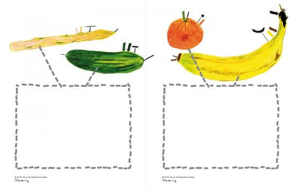 ReD Book - Martie Guixe   http://intothefood-en.blogspot.it/2013/09/children-and-food-projects-of-designer.html