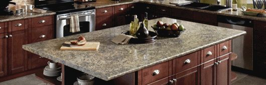 Riverbed is 1 choice Midwest Countertops  CustomCraft