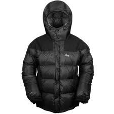 Northern Lights Clothing Hire and Ski Salopette Hire - UK wide delivery of Rab and Mountain Equipment Down Jackets.