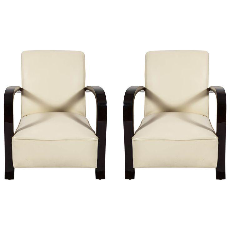 art deco modern furniture. 1930s Art Deco Armchairs Modern Furniture