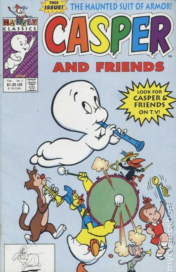 Mais um desenho antigo para matarmos saudades!   Gasparzinho, o Fantasminha Camarada     Estava sempre em busca de novos amigos, mas sempre acabava assustando a todos.    #danipresentes #desenhoanimado #anos80 #nostalgia #gasparzinho