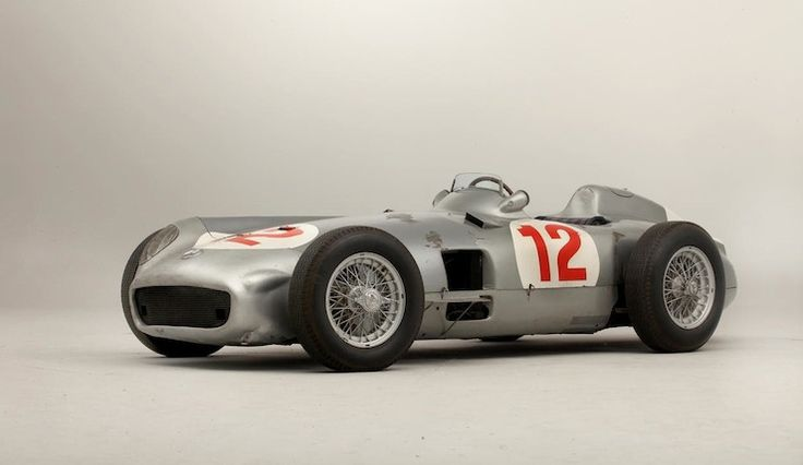 1954 Mercedes-Benz W196R Formula 1 Car
