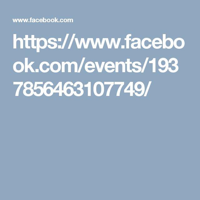 https://www.facebook.com/events/1937856463107749/