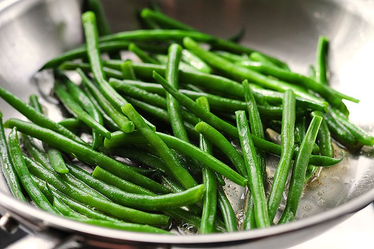 Perfectly Crunchy Steamed Green Beans (Your Family Will Never Refuse Their Veggies Again) on MyRecipeMagic.com