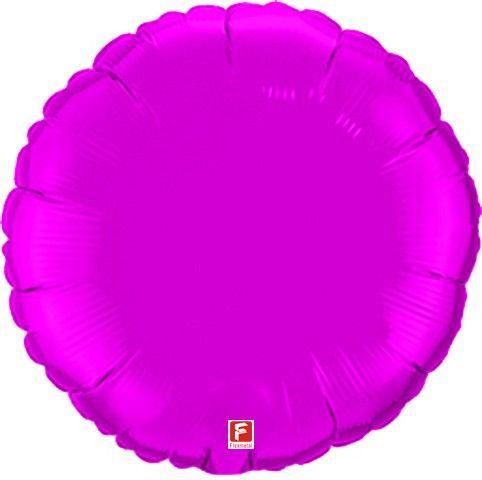 Casa Balões metálicos flexmetal 9'' Redondo - Balões Balão