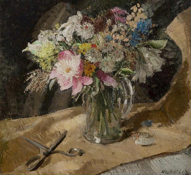 ❀ Blooming Brushwork ❀ - garden and still life flower paintings - William Nicholson