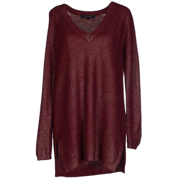 Twin-set Simona Barbieri Sweater ($146) ❤ liked on Polyvore