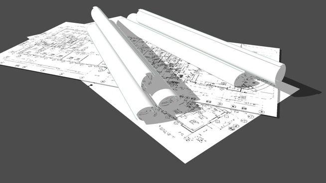 PROJE KAĞITLARI-THE PROJECT PAPER - 3D Warehouse
