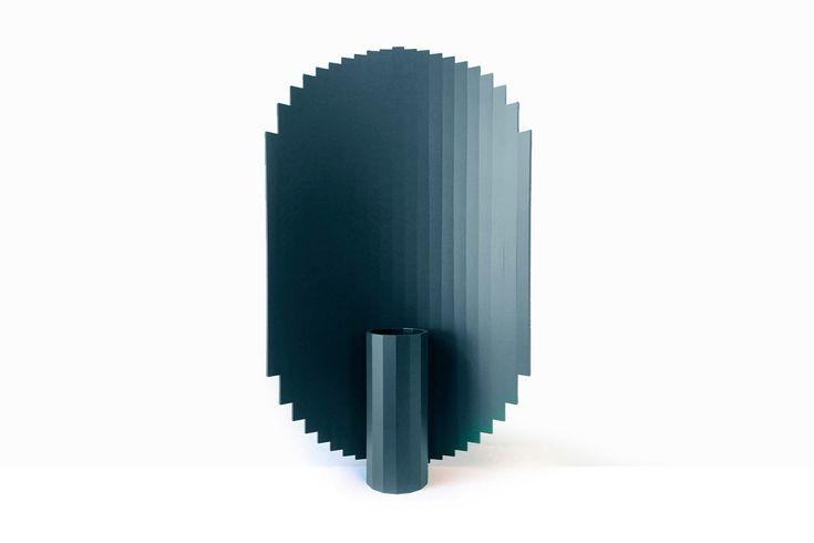 Shield, le vase du studio Arnaud Lapierre