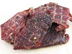 Recipe for seasoning beef jerky: Homemade Beef Jerky Recipe | Beef Jerky Recipes  (may try adding to 1/2c of liquid aminos, blend, and marinade...?)