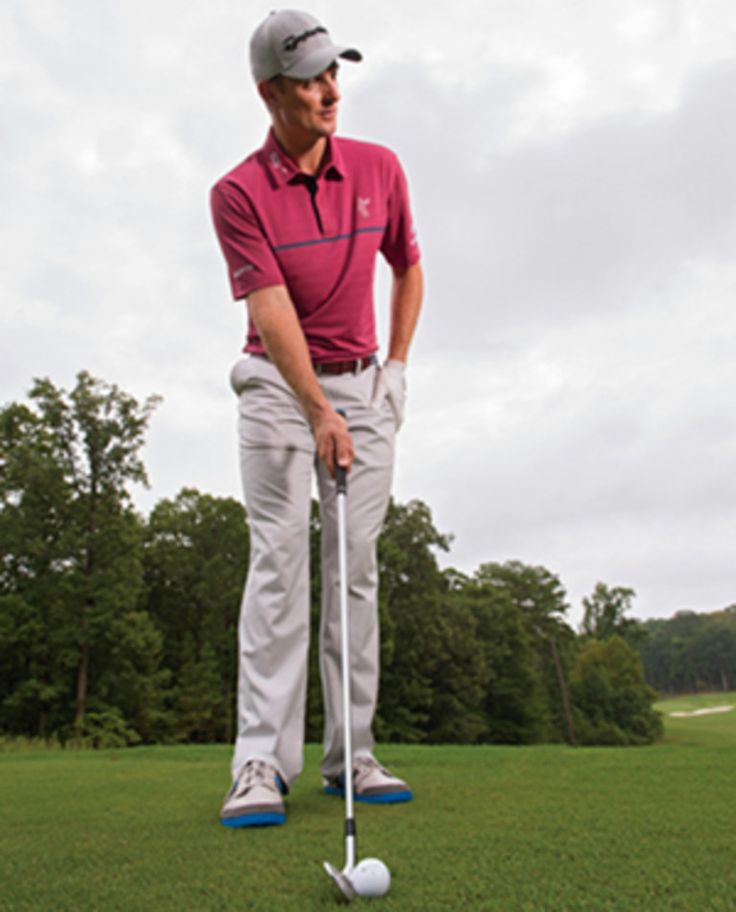 Justin Rose: Pure Your Irons | Golf Digest