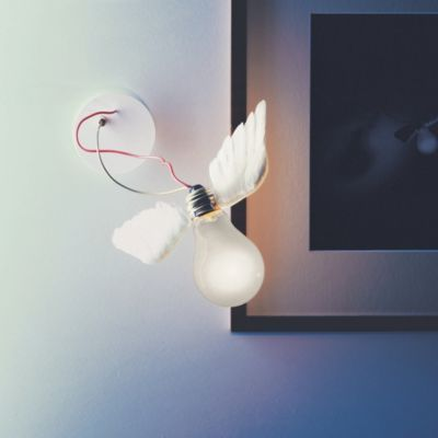 Lucellino NT Wall Sconce by Ingo Maurer