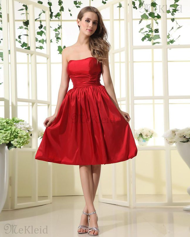 8 best Rote Brautjungfernkleider images on Pinterest   Pictures, Red ...