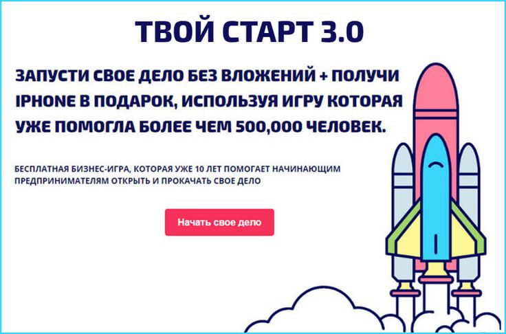 Бизнес-игра Твой Старт | Блог Елистратова Александра