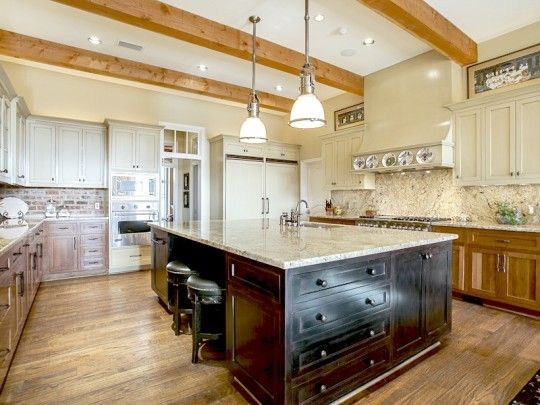 A Jewel In Beautiful Texas Hill Country The Kitchen