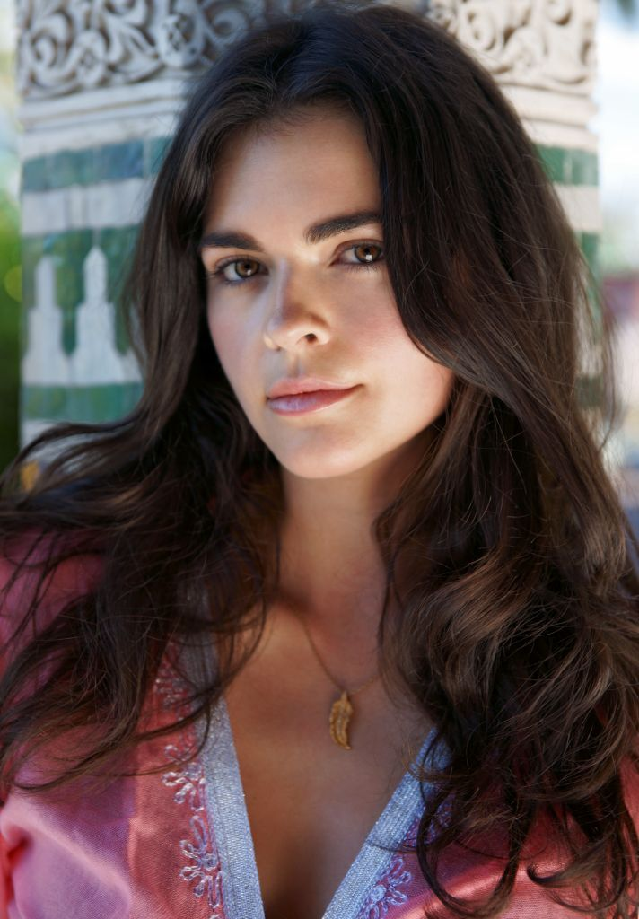 Lounging around with Katie Lee