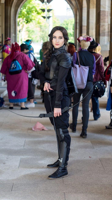 Katniss Everdeen Kostüm selber machen – Ideen für ...