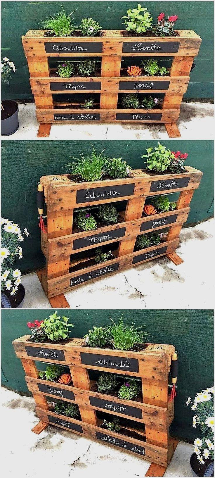Diy Backyard Pallet Projects In 2020 Pallet Projects Garden Pallet Garden Ideas Diy Pallet Diy