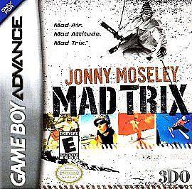 Jonny Moseley Mad Trix - Game Boy Advance Game