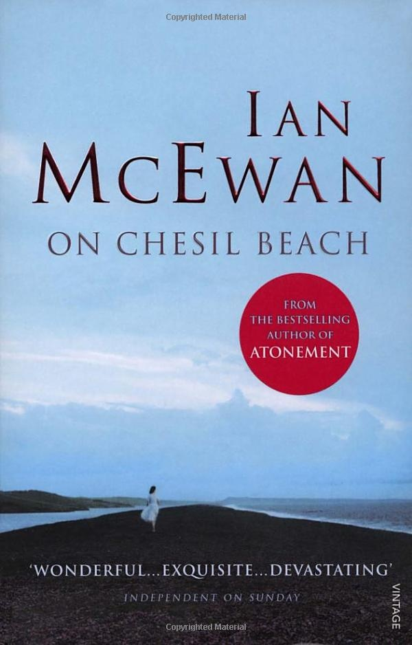 On Chesil Beach: Ian McEwan: Finished 2011. This is my favourite McEwan.