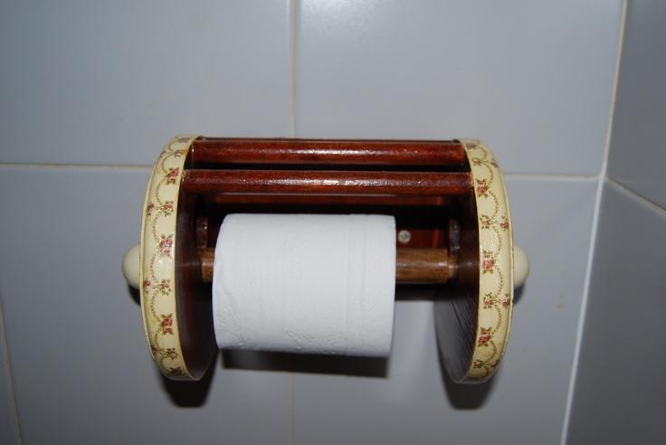 Portarrollos Baño Vintage ~ Dikidu.com