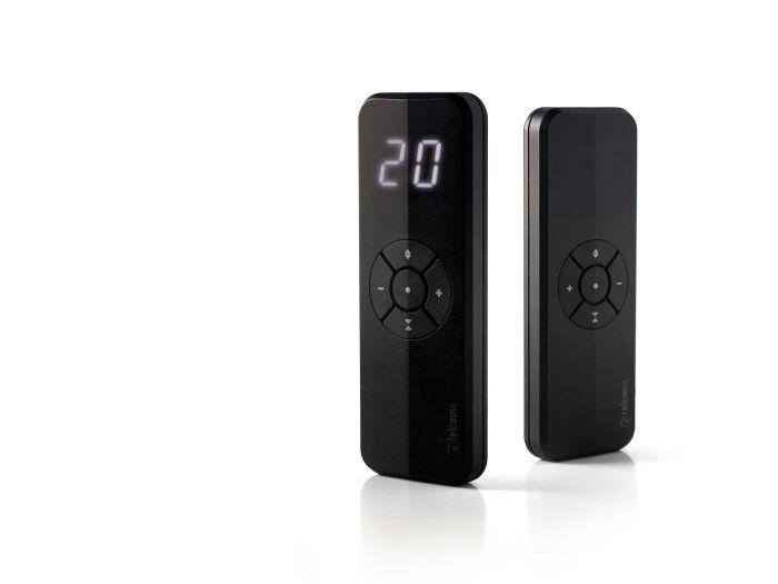 Edge + Multicanale - radio remote controls for Telcoma by emo design at Coroflot.com
