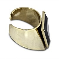 Lotus Mendes 3 Acts Directional Hand Cuff - Gold