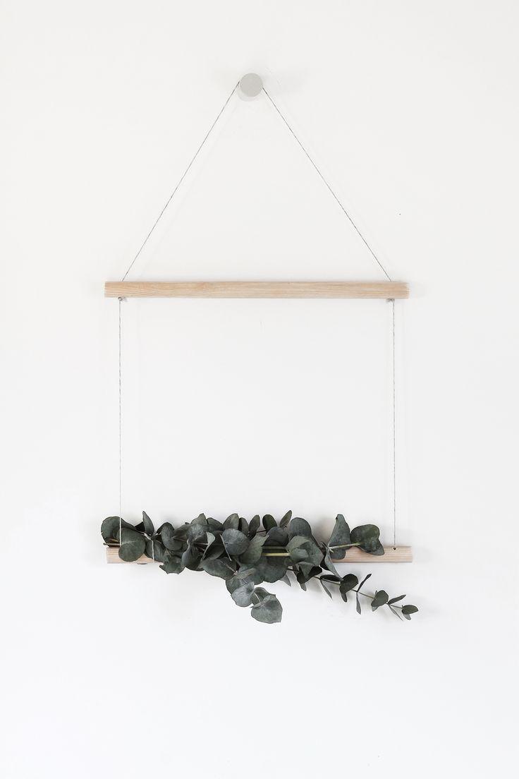 DIY: branche hanger | MyDubio