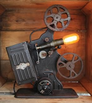 awesome: Vintage Projector Lamp II
