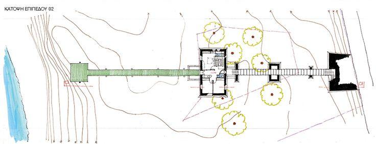 Κατοικία στο Ακρωτήρι των Χανίων, Κρήτη Βαρουδάκης Αριστομένης + Βαρουδάκης Γιώργος