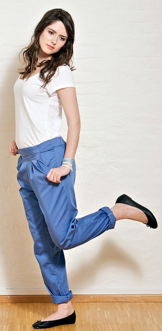 Chino Pants blue