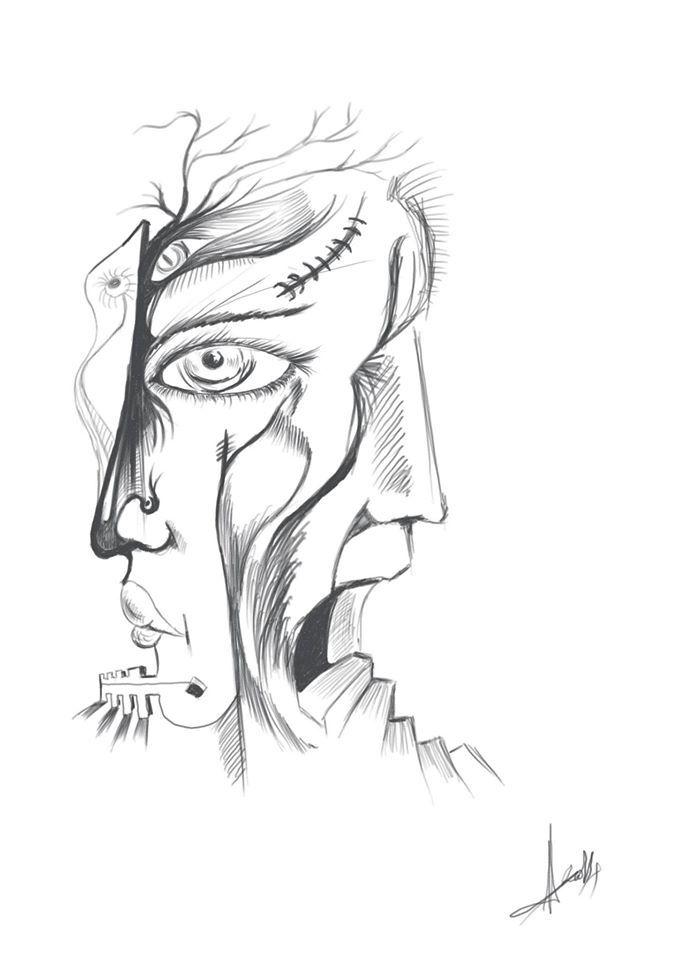 Digital graphic-Illustration