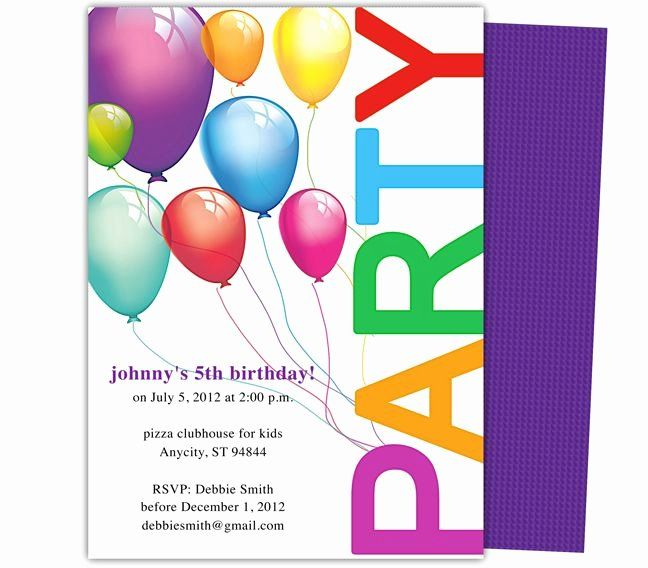 Editable Birthday Invitations Templates Free Beautiful 23 Best Images About Boy Birthday Party Invitations Party Invite Template Printable Birthday Invitations